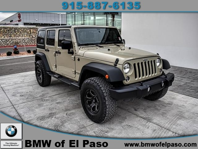 Pre-Owned 2018 Jeep Wrangler JK Unlimited