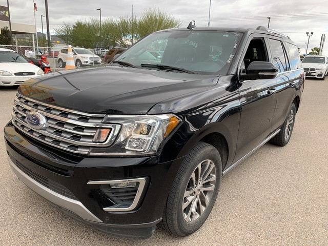 Pre-Owned 2018 Ford Expedition