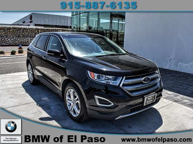 Pre-Owned 2018 Ford Edge