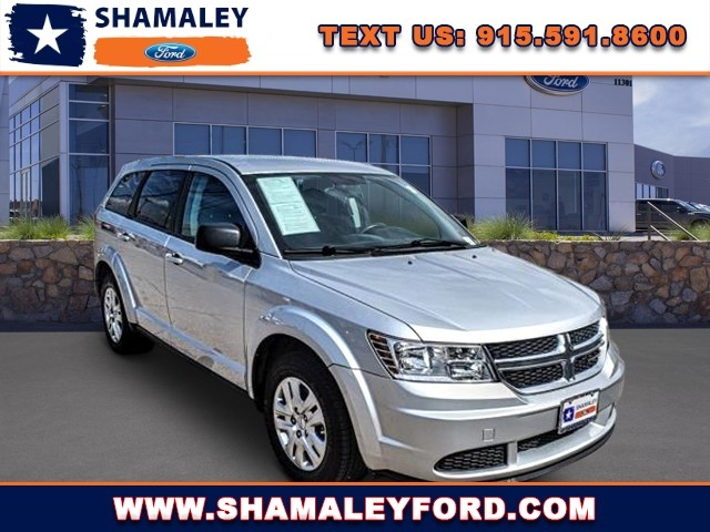 Pre-Owned 2014 Dodge Journey American Value Pkg
