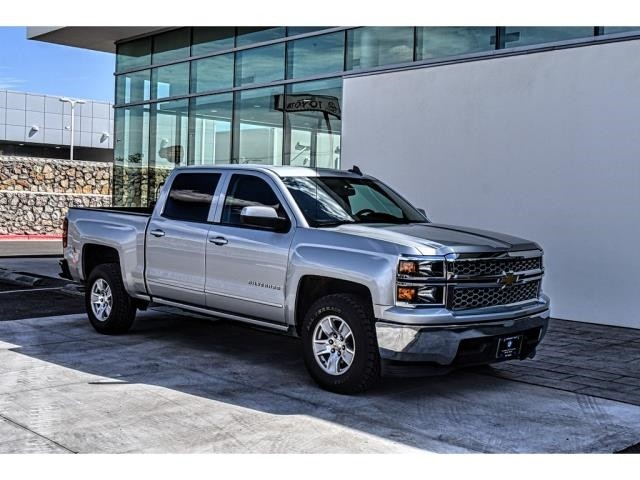 Chevrolet Silverado 1500 LT Crew Cab Wheel Drive Short Bed