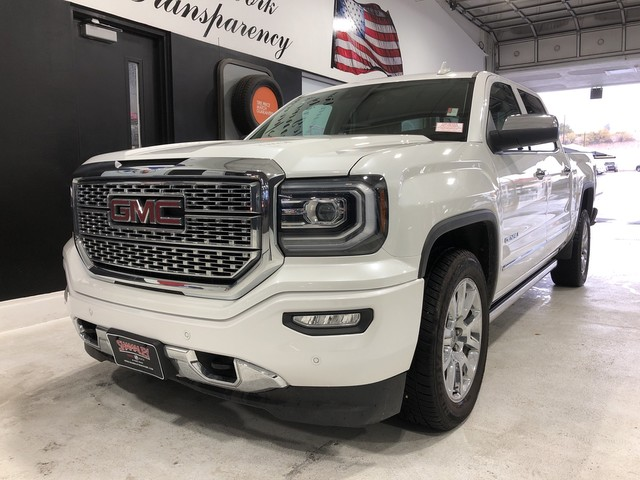 Shamaley Buick Gmc >> Pre Owned 2017 Gmc Sierra 1500 Crew Cab Four Wheel Drive Pickup Truck Offsite Location