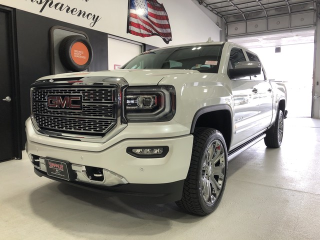 Shamaley Buick Gmc >> Pre Owned 2018 Gmc Sierra 1500 Crew Cab Four Wheel Drive Pickup Truck Offsite Location