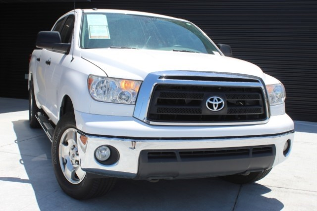 Pre-Owned 2012 Toyota Tundra 2WD Truck Pickup