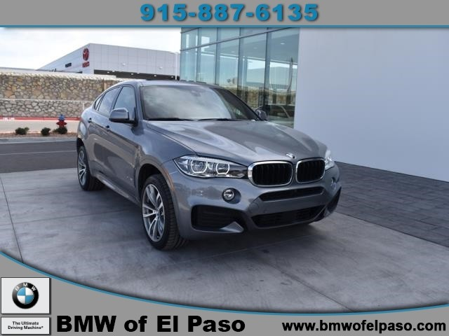 New 2019 Bmw X6 Xdrive35i All Wheel Drive Sport Utility