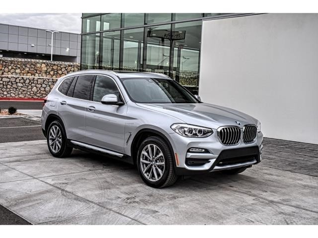 New 2019 BMW X3 XDrive30i SUV In El Paso #KLE17789R