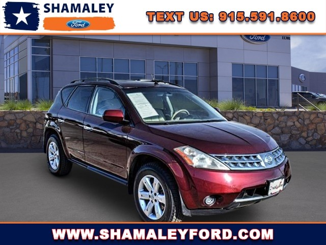 Pre-Owned 2007 Nissan Murano Front Wheel Drive SUV - Offsite Location