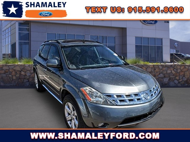 2007 Nissan Murano >> Pre Owned 2007 Nissan Murano Front Wheel Drive Suv Offsite Location