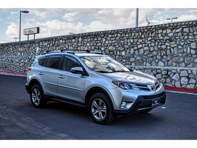 Toyota RAV4 XLE Package, Bluetooth, Backup Camera, Alloy Wheels Front Wheel  Drive SUV