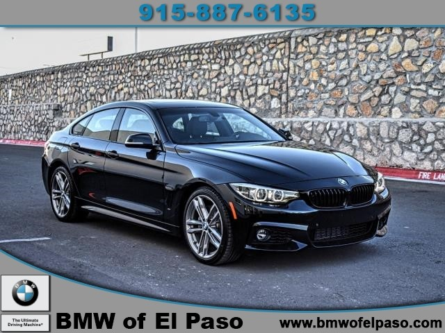 New 2019 Bmw 4 Series 440i Rear Wheel Drive Hatchback