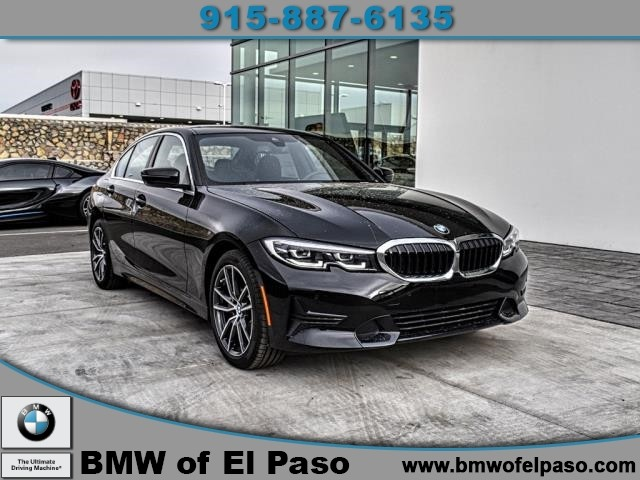 New 2019 Bmw 3 Series 330i Sedan In El Paso Kaj98424 Bmw Of El Paso
