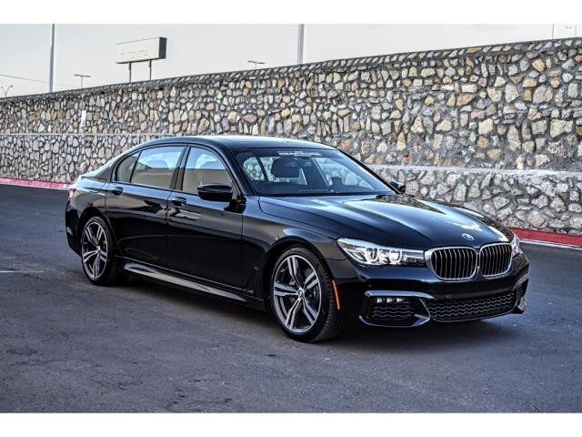 eb56154e33e New 2019 BMW 7 Series 740i 4dr Car in El Paso  KB217423