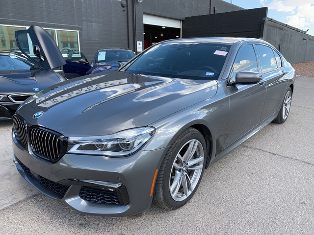 Pre-Owned 2016 BMW 7 Series