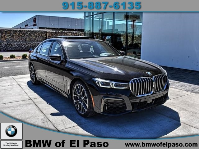 New 2020 Bmw 7 Series 750i Xdrive All Wheel Drive 4dr Car In Stock