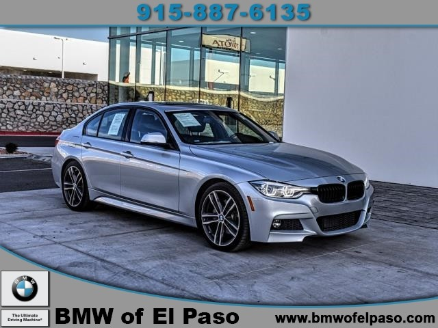 New 2018 BMW 3 Series 340i Rear Wheel Drive 4dr Car - In-Stock