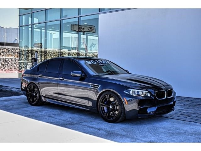 BMW M5 Rear Wheel Drive Sedan