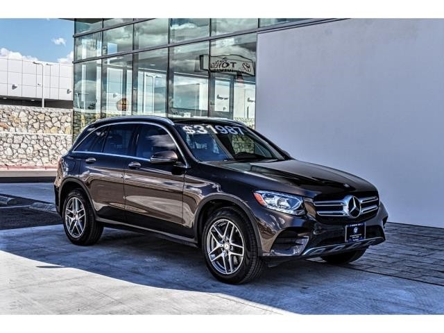 Pre Owned 2016 Mercedes Benz GLC GLC 300