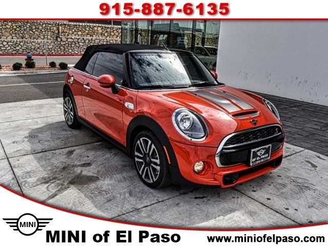 Pre-Owned 2019 MINI Convertible
