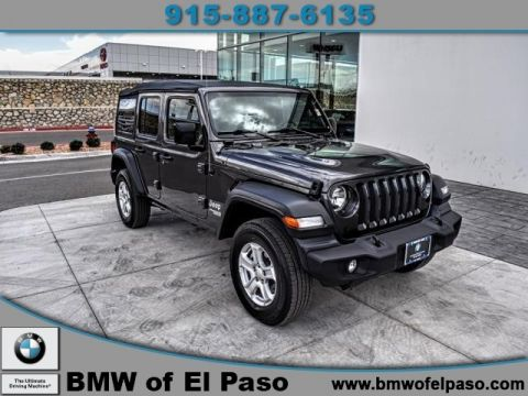Pre-Owned 2019 Jeep Wrangler Unlimited