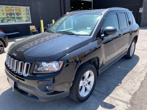 Pre-Owned 2015 Jeep Compass
