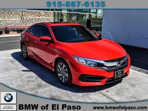 Pre-Owned 2016 Honda Civic Sedan