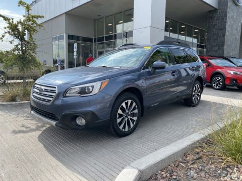 pre owned 2017 subaru outback limited suv in el paso h3343749 bmw of el paso pre owned 2017 subaru outback all wheel drive suv offsite location