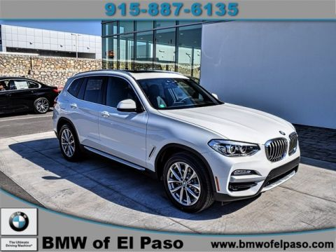 Retired Loaner 2019 BMW X3 xDrive30i