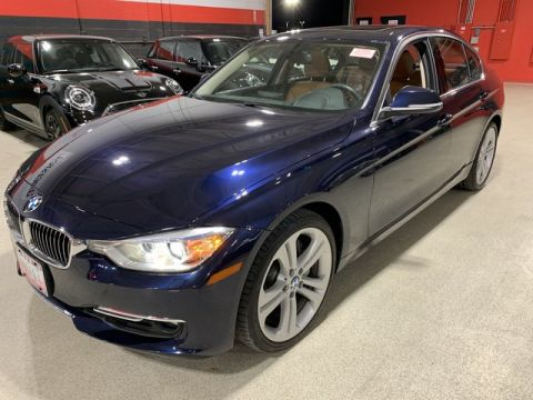Pre-Owned 2014 BMW 3 Series