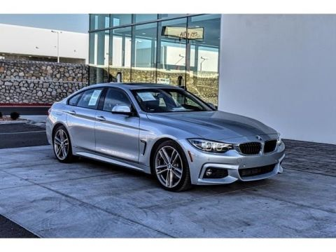 New 2018 BMW 4 Series 430i
