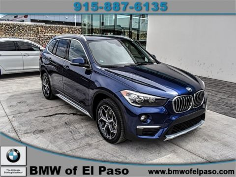 Retired Loaner 2018 BMW X1 xDrive28i