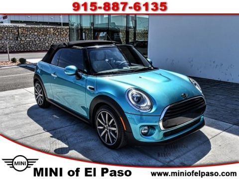 Pre-Owned 2016 MINI Cooper Convertible